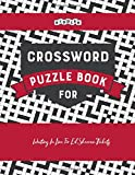 Crossword Puzzle Book for Waiting In Line For Ed Sheeran Tickets