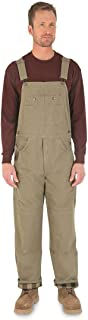 Wrangler Riggs Workwear Men's Lined Bib Overall