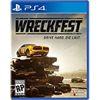 Wreckfest Standard Edition for PlayStation 4 by THQ Nordic