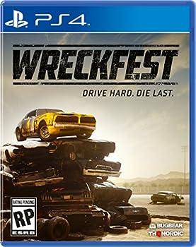 Wreckfest Standard Edition for PS4