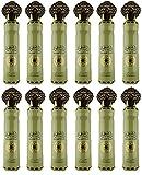AWWAL OUD 300 ml Deodorante per interni casa, auto, spray tessile elimina gli odori imprigionati nei tessuti profumati note: agrumi, spezie, fiori, muschio (set da 12)