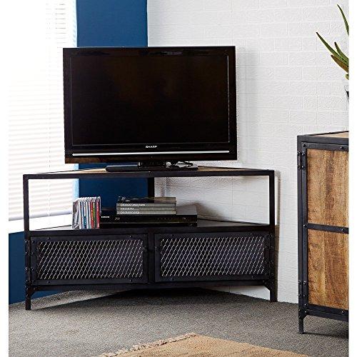 Oak Furniture House Bramley Industriale mobili ad Angolo per TV
