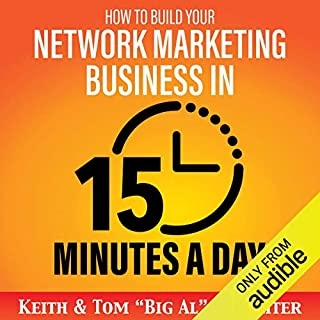 How to Build Your Network Marketing Business in 15 Minutes a Day cover art