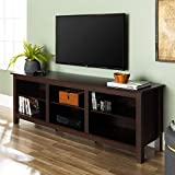 Home Accent Furnishings New 70 Inch Wide Espresso Brown Television Stand