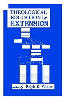 Paperback Theological Education By Extension Book