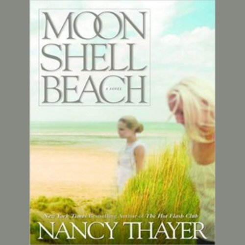 Moon Shell Beach audiobook cover art