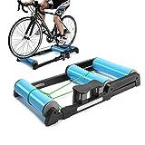ZY Entrenamiento de Resistencia Cubierta Plegable Bicicleta Ciclismo Trainer Rodillo estación Ejercicio MTB Camino de la Bicicleta Aptitud del Ejercicio de la máquina