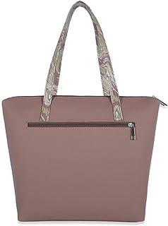 Baggit Women's L Mishka Byron 1 Mauve (Pink) L1