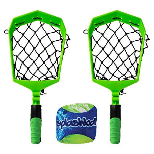 Franklin Sports Unisex, Jugendliche Throw \'N Splash Spring Grip Federgriff, Einheitsgröße, Standard