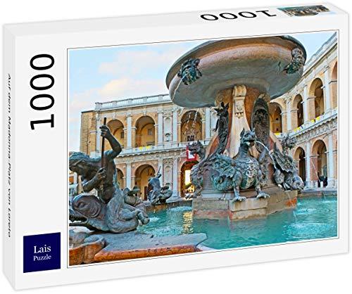 Lais Puzzle En la Plaza de la Virgen de Loreto 1000 Piezas