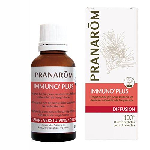Pranarôm Diffusion Immuno Plus Aceite Corporal - 30 ml