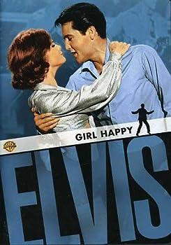 Girl Happy  DVD