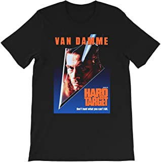 Jean Claude Van Damme Hard Target Cyborg Bloodsport Kickboxer Timeco Gift Men Women Unisex T-Shirt Sweatshirt Hoodie