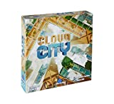 Blue Orange Cloud City Board Game- Family or Adult Strategy Board Game for 2 to 4 Players. Recommended for Ages 10 and Up