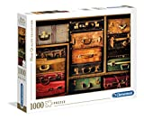 Clementoni- Puzzle 1000 Piezas Travel, Multicolor (39423.4)