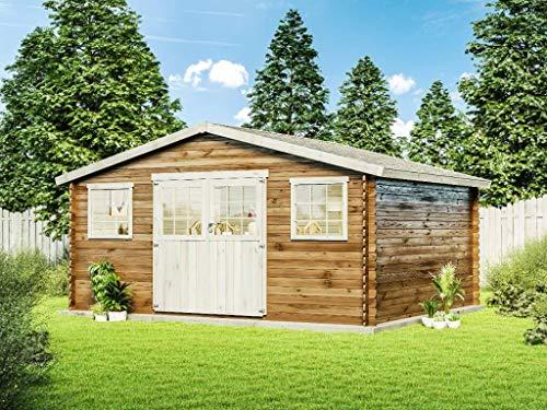 Alpholz Gartenhaus Floridan aus...