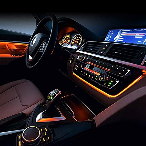 Stereo Fascia Atmosphere Lights for BMW 3 Series F30 F35 Variable Color