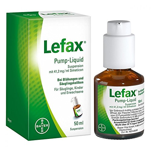 Lefax Pump-Liquid Suspens 50 ml