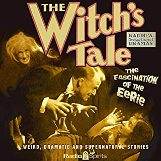 The Witch's Tale audiobook cover art