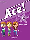 Pack Ace! 6. Class Book And Songs (+ CD) - 9780194007719