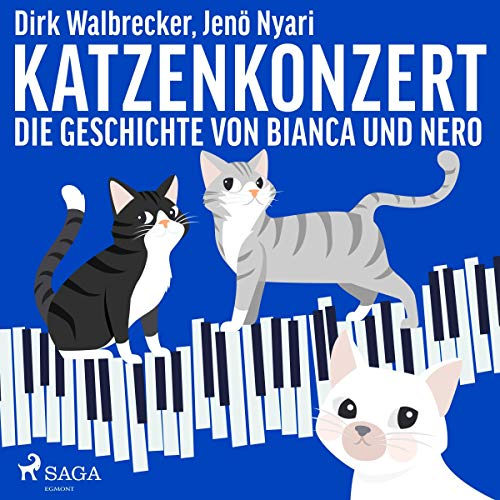 Katzenkonzert audiobook cover art