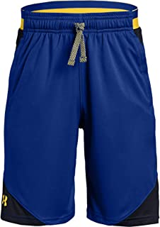 Under Armour Boys' Stunt 2.0 Workout Gym Shorts