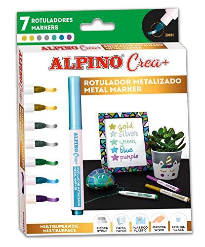 Alpino AR000134 - Estuche 7 rotuladores