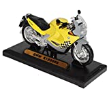 B-M-W K1200RS Gelb Tourer 1996-2004 1/18 Motormax Modell Motorrad