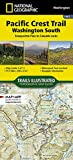 Pacific Crest Trail, Washington South [Snoqualmie Pass to Cascade Locks] (National Geographic Topographic Map Guide, 1003)
