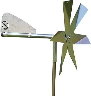 Lehman's Mole Chasing Windmill - The Most Humane Mole Deterrent