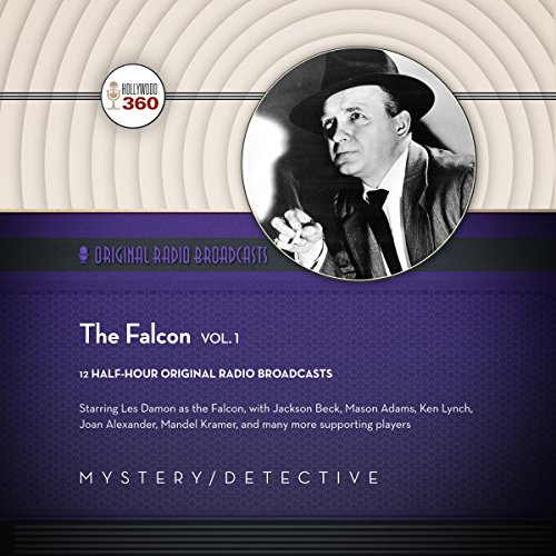 The Falcon, Vol. 1 audiobook cover art