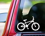 Minglewood Trading - Adesivo in vinile per bici BMX, 12,7 x 8,9 cm
