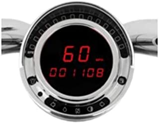 Dakota Digital Direct Plug-In Speedometer for Big Dog Models with Factory Tach Ring BD-140-R