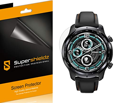 (6 Pack) Supershieldz for TicWatch (Pro 3 GPS) Screen Protector, Anti Glare and Anti Fingerprint (Matte) Shield