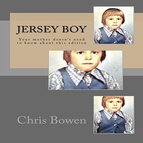 Jersey Boy  By  cover art