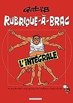 Rubrique-à-Brac - Intégrale - tome 0 - Intégrale Rubrique à brac de Gotlib Marcel