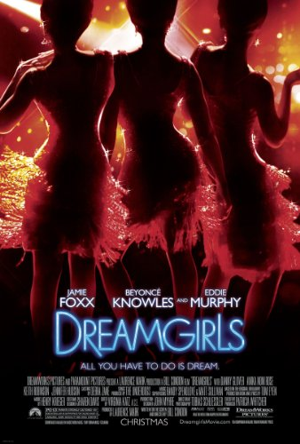 Movie Poster DREAMGIRLS Print Approx Size 11X8 inches