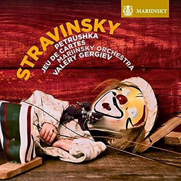 Stravinsky: Petrushka, Jeu de cartes