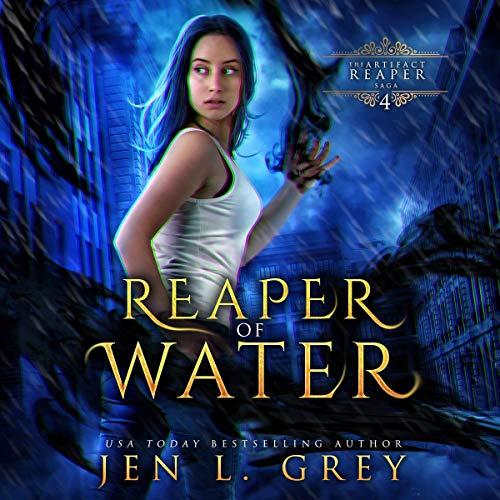 Reaper of Water Audiobook By Jen L. Grey cover art