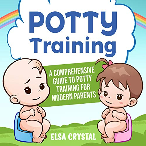 Potty Training audiobook cover art