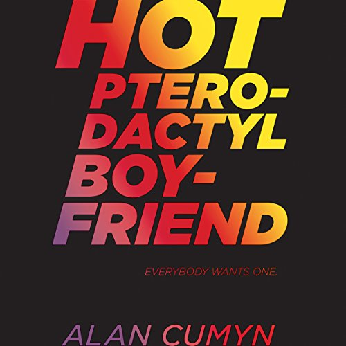 Hot Pterodactyl Boyfriend cover art