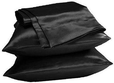 Amazon Com Bedsure Satin Pillowcase For Hair And Skin 2