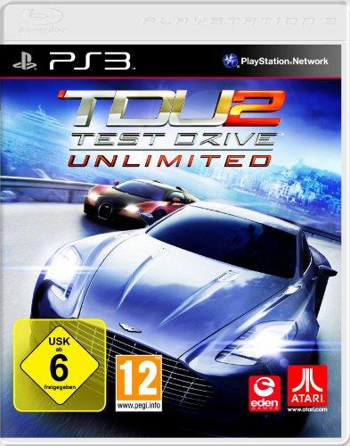 Preisvergleich Produktbild Test Drive Unlimited 2 [Software Pyramide] - [PlayStation 3]
