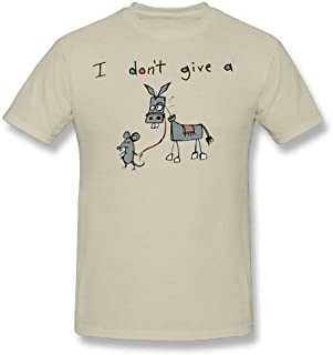I Don't Give A Rat's Graphic T-Shirt