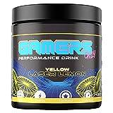 GAMERS ONLY YELLOW Laser Lemon, 400g (80 Portionen)