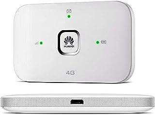 Huawei E5576-322 MIFI 4G Travel Hotspot Router, White