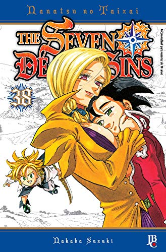 The Seven Deadly Sins Vol. 38