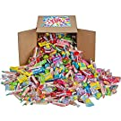 Halloween Candy - Assorted Candy Party Mix, Appx. 8 LB Bulk - OVER 450 Pieces - Fire Balls, Airheads, Jawbusters, Laffy Taffys, Tootsie Rolls and Much More of Your Favorite Candy!