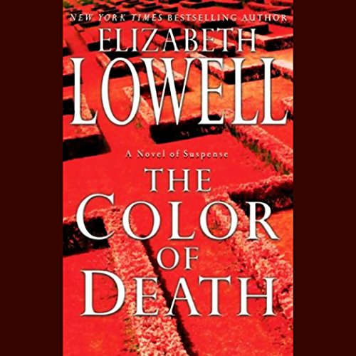 The Color of Death audiobook cover art