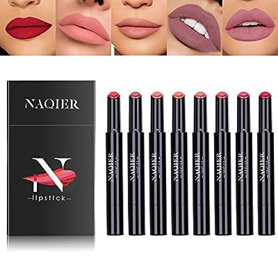NAQIER Matte Lipstick Set